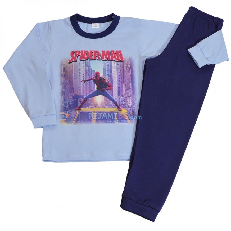 детска пижама Спайдърмен, момче, 28 - 34 размер, Spiderman