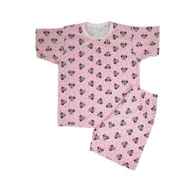 Детска пижама с къс ръкав