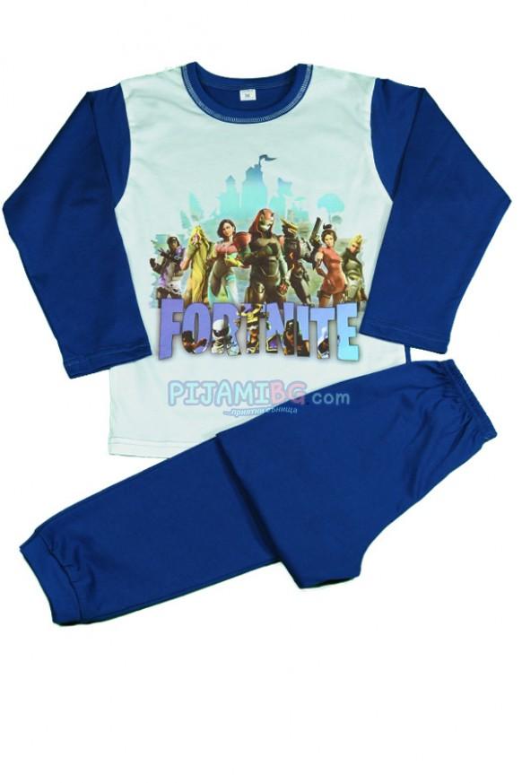 детска пижама Fortnite