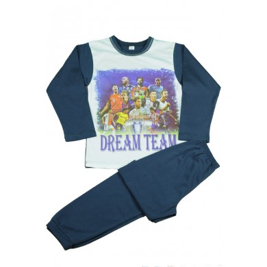 Детска пижама с дълъг ръкав