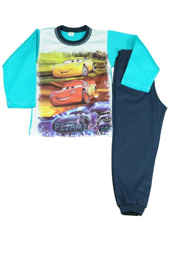 детска пижама за момче, известни герои -