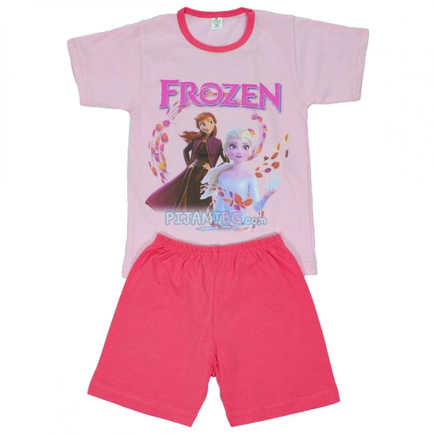 детска пижама за момиче Frozen, Замръзналото кралство