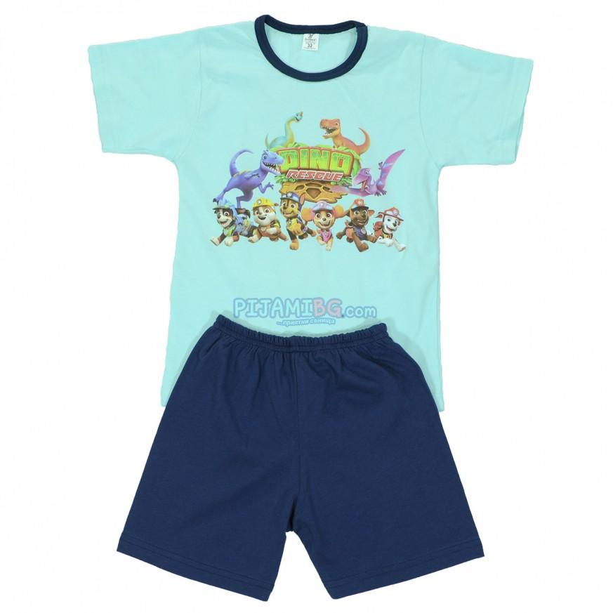 детска пижама за момче Dino World