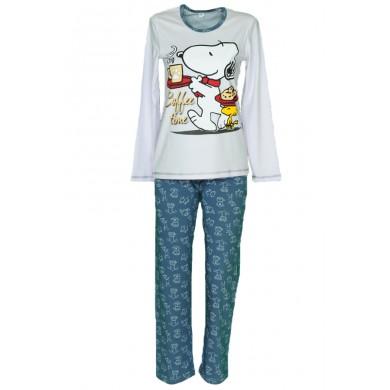 Дамска пижама Снупи