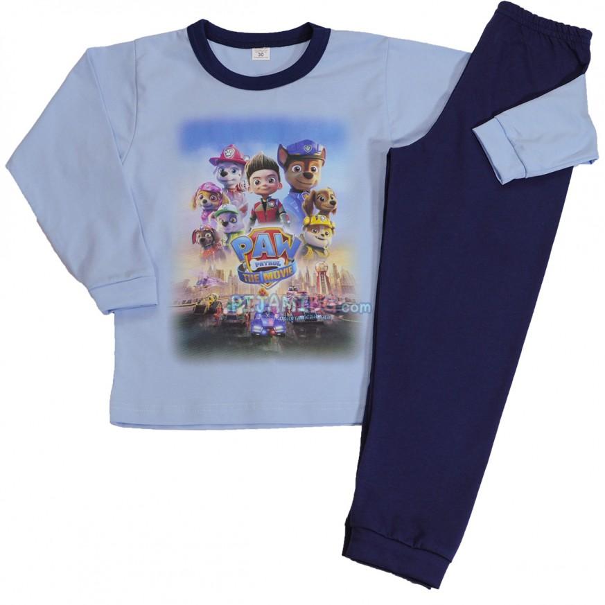 детска пижама Paw Patrol, Пес патрул, момче, 28 - 34 размер
