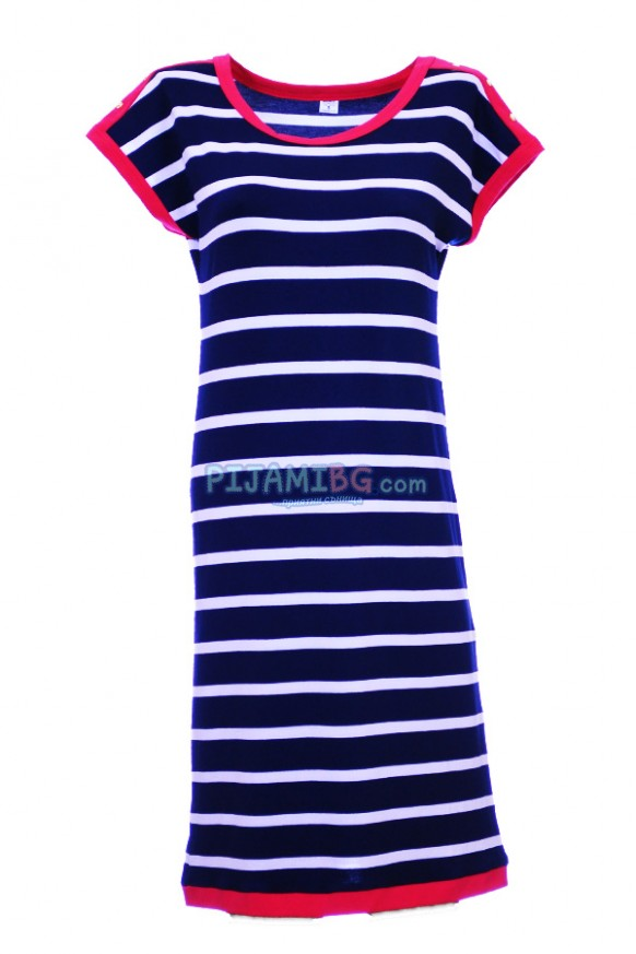 моряшка рокля Теди