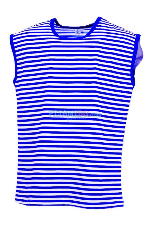 моряшка тениска без ръкави, Златев