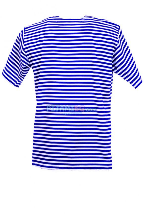 Тениска с връвки