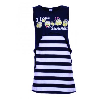 Детска рокля в две части