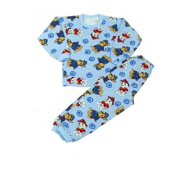 Детска зимна пижама